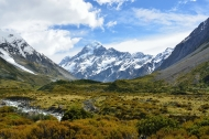 New Zealand Hiking Tour